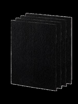 Fellowes AeraMax Carbon Filters - Medium - Pack of four