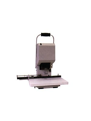Spinnit EBM-S Single Spindle Bench Model Paper Drill