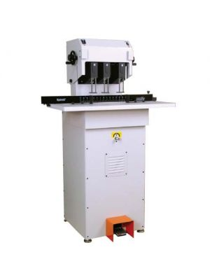 Spinnit FMMH-2.1C 2-Spindle Hydraulic Lift Paper Drill