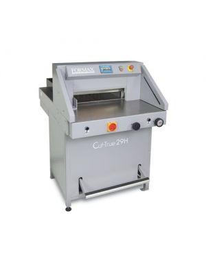 Formax Cut True 29H Hydraulic Guillotine Paper Cutter