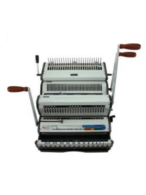 Akiles DuoMac C21 Plastic Comb and 2:1 Wire Binding Equipment