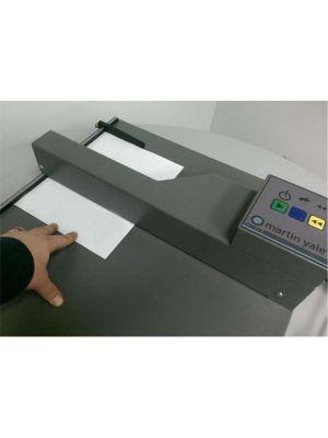 Martin Yale CR828 Semi-Automatic Paper Creaser