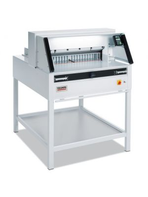 MBM Triumph 6660 Automatic Programmable  w/light Beam Paper Cutter