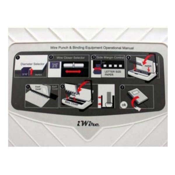 Electronics Office Electronics Akiles iWire-31 11 3:1 Pitch Wire ...